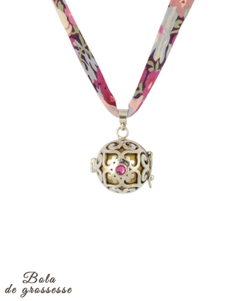 Collier bola grossesse Baroque Liberty